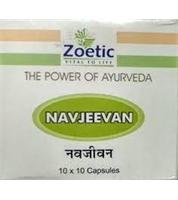 Zoetic Navjeevan 10 Capsule Pack of 1