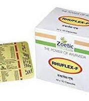 zoetic Rhuflex-F Capsules 10 Capsules Pack of 1