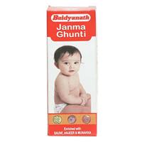 Baidyanath Janam Ghuti 25 Ml Pack of 1