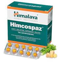 Himalaya Himcospaz Capsules 10 Cap Pack of 1