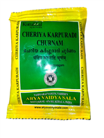 Kottakkal Cheriya Karpuradi Churnam 10 gm Pack of 1